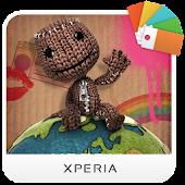 XPERIA™ LittleBigPlanet Theme
