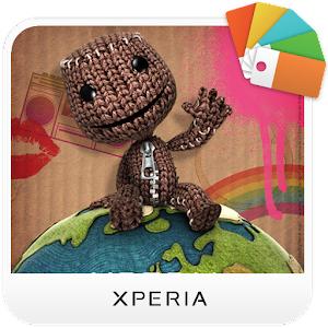 App XPERIA™ LittleBigPlanet Theme APK for Windows Phone