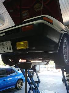 スプリンタートレノ  S59 GT-Vののカスタム事例画像 NOURIさんの2018年12月16日12:21の投稿