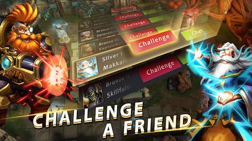 Paragon Kingdom: Arena 1.0.7 APK MOD screenshots 1