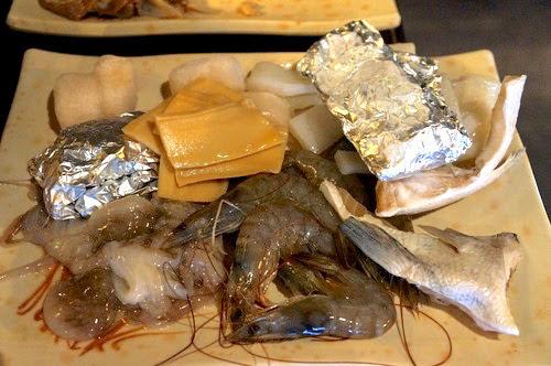 板橋美食推薦-新鮮的吃到飽餐廳義【元日式炭火燒肉】