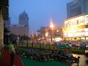 Photo: 繁忙的杭州武林路