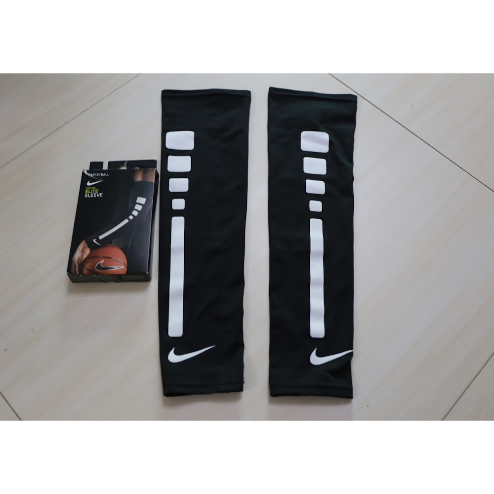 innovative design a37a4 1e912 Nike-Basketball-Elite-Sleeve-Black-one-p   vbasichk