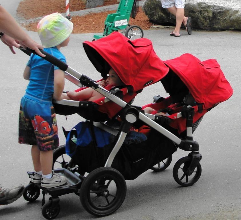 Multi-passenger Stroller   Best Convertible Stroller   Baby Journey