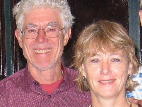 Hannie en Arthur