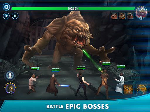 Star Warsu2122: Galaxy of Heroes 0.20.612082 screenshots 8