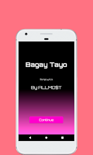 Song Lyrics Bagay Tayo for PC-Windows 7,8,10 and Mac apk screenshot 1