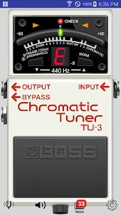 BOSS Tuner- screenshot thumbnail