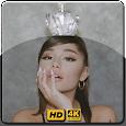 Ariana Grande Wallpaper icon