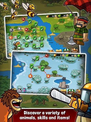 Lumberwhack: Defend the Wild screenshots 7