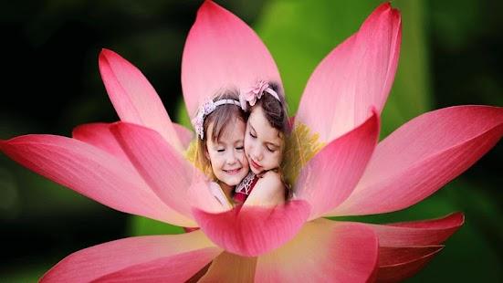 Lotus Photo Frame - náhled