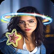 Light Crown Photo Editor Neon Effect Camera App Report on