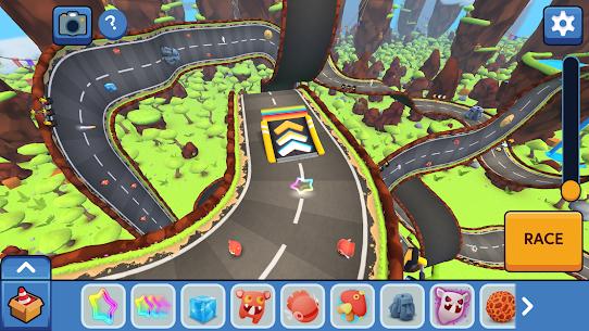 Starlit On Wheels: Super Kart 3