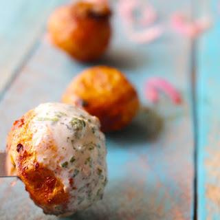 Tikka Spiced Baby Potatoes – Tandoori Aloo