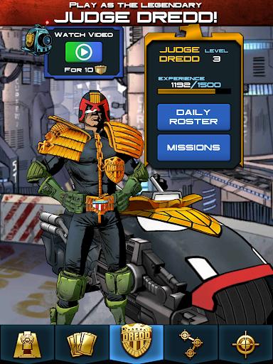 Judge Dredd: Crime Files filehippodl screenshot 7