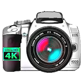 4K ULTRA HD Camera pro