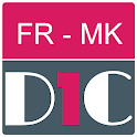 French - Macedonian Dictionary (Dic1) icon