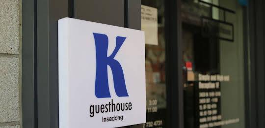 K-GUEST HOUSE INSADONG