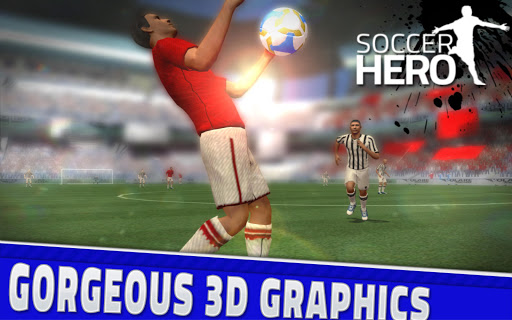 Soccer Hero 2.38 screenshots 10