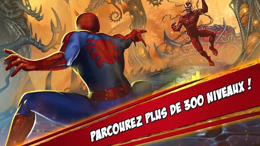 MARVEL Spider-Man Unlimited  captures d'u00e9cran 8
