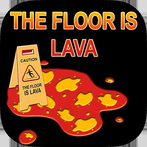 The Floor is Lava Challenge Game