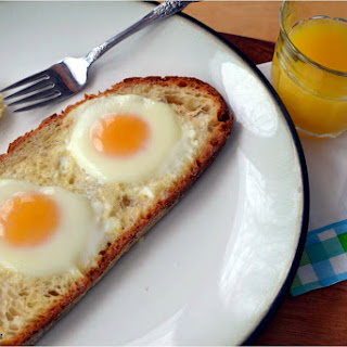 Perfect Eggs in a Hole.