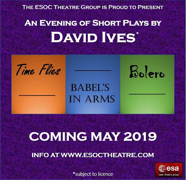 An Evening of David Ives