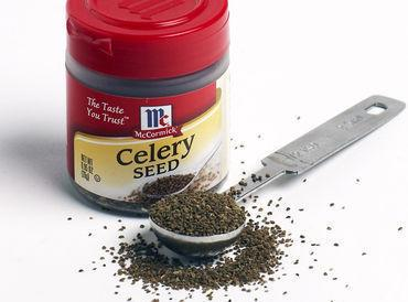 TIP ********( now I love celery seed, I added DOUBLE the amount that I...