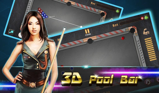 3D Pool Billiard