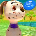 Talking Dalmatian Dog icon