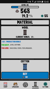Download Sweater Knitter - CLICKER For PC Windows and Mac apk screenshot 4