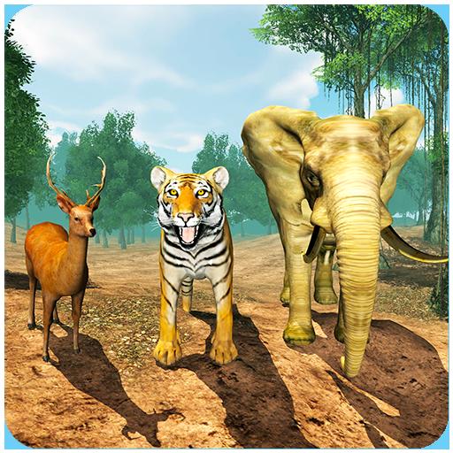 野生动物狩猎愤怒的狙击手 動作 App LOGO-硬是要APP
