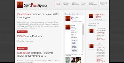 Photo: 2012 - Sport Press Agency www.sportpressagency.com