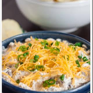 Loaded Potato Chip Dip.
