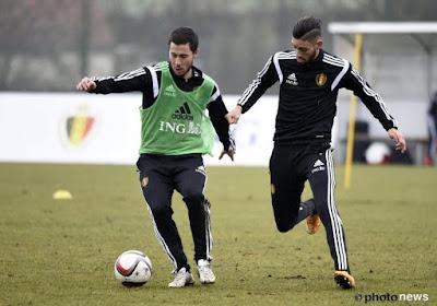 Pas de Hazard, mais bien Yannick Carrasco pour le derby madrilène