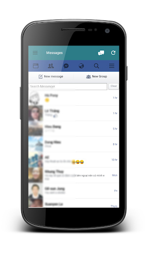 Pyno - Chat History For Facebook 1.6.play (116) screenshots 1