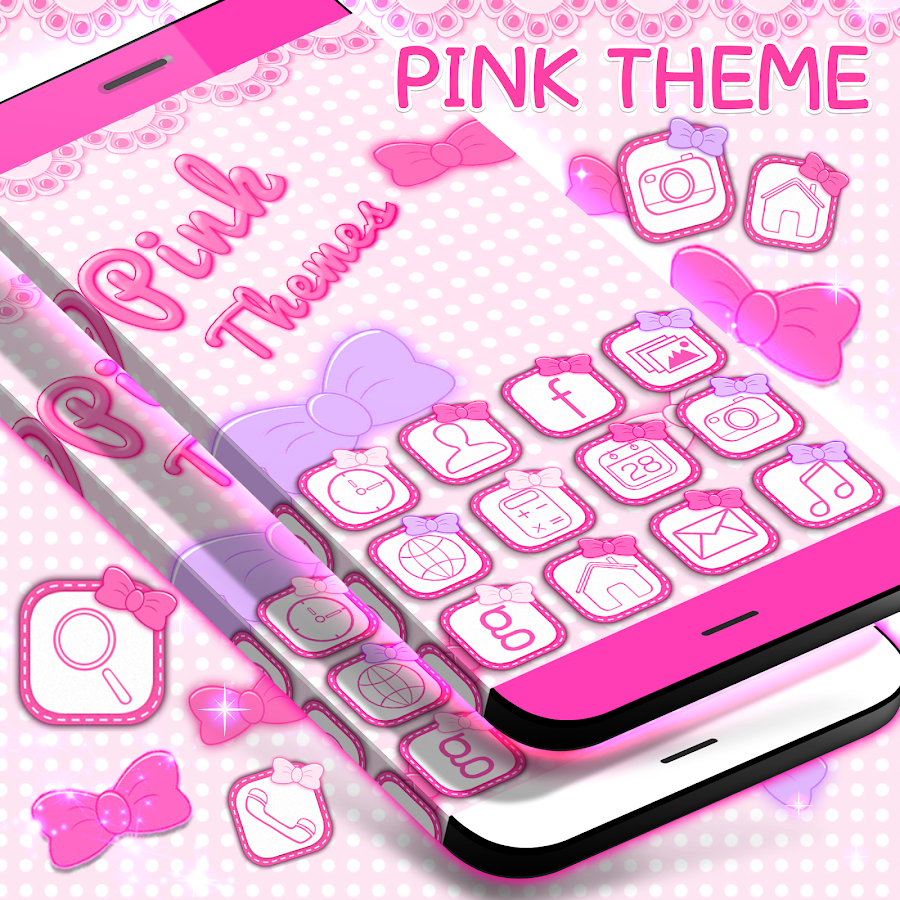 Pink themes for gmail - Pink Themes Free Download Screenshot