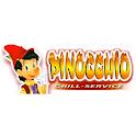 Pinocchio Grill Service. icon