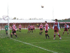 Photo: 24/11/07 v Deeping Rangers (UCLP) 0-4 - contributed by Leon Gladwell