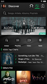 JOOX Music App-Download APK (com tencent ibg joox) free for PC