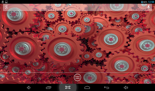 Gear Live Wallpaper- screenshot thumbnail