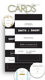 Anniversary invite card maker android apps on google play anniversary invite card maker screenshot thumbnail stopboris Gallery