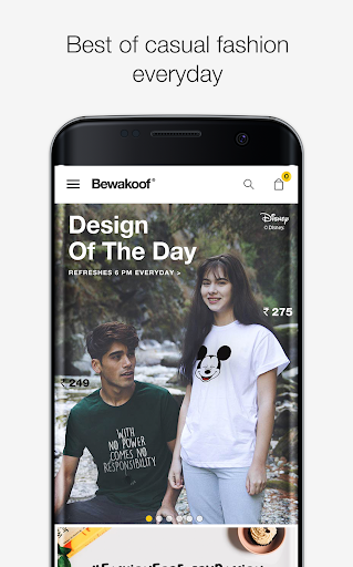 Bewakoof Online Shopping App 1.0.97 gameplay | AndroidFC 1