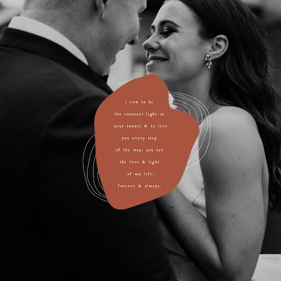 Forever & Always - Wedding Template