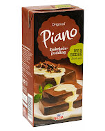 Piano Sjokoladepudding 1 l