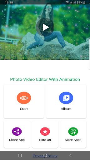 Photo Video Star Editor screenshot 2