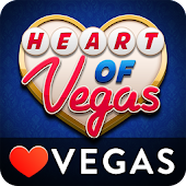 Heart of Vegas - Casino Slots
