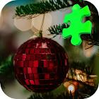 Christmas Tree Jigsaw Puzzle Game