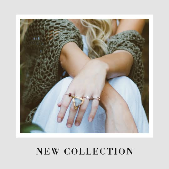 New Jewelry Collection - Instagram Post Template