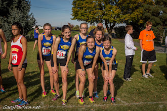 Photo: Varsity Girls 3A Mid-Columbia Conference Cross Country District Championship Meet  Buy Photo: http://photos.garypaulson.net/p552897452/e480b013a